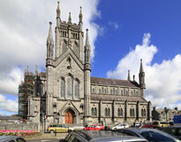 St. Mary's Cathedral in Kilkenny Royalty Free Stock Photography