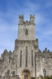 St. mary's cathedral in limerick, ireland. The oldest daily used building in the city Stock Photography