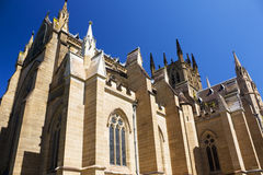 St. Mary's Cathedral, Sydney Royalty Free Stock Photography