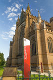 St Mary's Cathedral Sydney Royalty Free Stock Photo