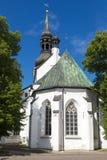 St Mary's Cathedral of Tallinn Stock Photos