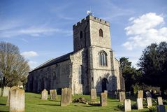 St Mary,s Church Royalty Free Stock Photography