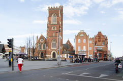 St Mary's Church, Acton Royalty Free Stock Photography