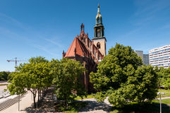St. Mary's Church, Berlin Royalty Free Stock Photos