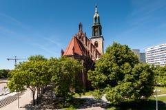 St. Mary's Church, Berlin Royalty Free Stock Photos