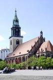 St, Mary's Church in Berlin Royalty Free Stock Photos