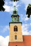 St. Mary's Church, Berlin Royalty Free Stock Photography