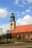 St. Mary's Church, Berlin Stock Photo