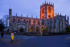 St Mary`s Church Beverley Stock Photo