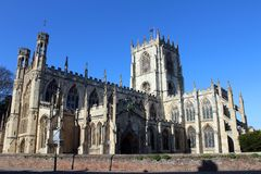 St Mary's Church Beverley Royalty Free Stock Image