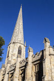 St. Mary's Church Castlegate Royalty Free Stock Photo