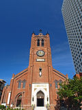 St Mary's Church of Chinatown in San Francisco Stock Image