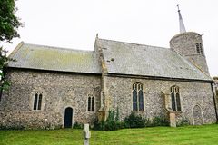 St Mary's Church. Royalty Free Stock Image