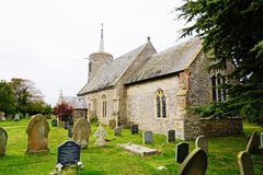 Parish church. Stock Photos