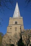 St Mary's church, Harrow Stock Image