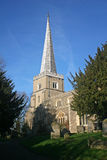 St Mary's church, Harrow Royalty Free Stock Photos