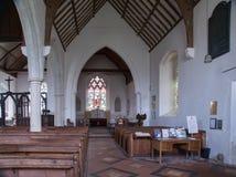 St Mary`s Church Higham stock photos