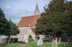 St Mary`s Church Higham royalty free stock images