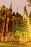 St. Mary's Church in Lubeck Stock Photo