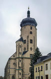 St Mary's Church, Marienberg, Germany Royalty Free Stock Images