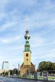 St. Mary's Church (Marienkirche) in Berlin Stock Photos