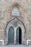 St. Mary's Church (Marienkirche), Berlin, Germany – Portal Royalty Free Stock Photo