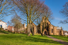 St Mary`s Church Scarborough stock photography
