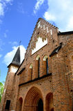 St. Mary's Church Sigtuna  Sweden Royalty Free Stock Photography