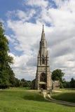 St Mary's Church, Studley Royal Stock Photos