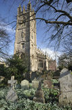 St Mary's Church Thornbury Stock Photos