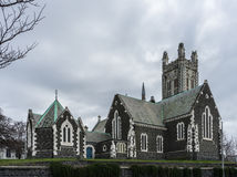 St Mary`s Church in Timaru Royalty Free Stock Image