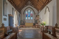 Free St Mary`s Church West Malling Kent England Royalty Free Stock Photo - 168062545