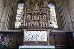 St Mary's Church, Woburn, UK Stock Photography
