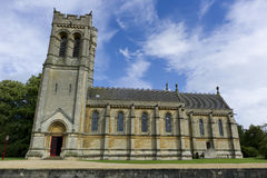 St Mary's Church, Woburn, UK. An Anglican Church located in Woburn sands, bedfordshire, United Kingdom Stock Photos