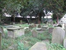 St. Mary's Churchyard, Bath UK Royalty Free Stock Image