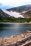St Mary's Glacier Royalty Free Stock Image