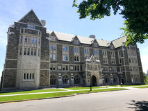 St. Mary`s Hall, Boston College, Boston, MA. Stock Image