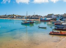 St Mary`s on the Isles of Scilly Royalty Free Stock Photography