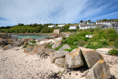 St Marys, Isles of Scilly Stock Photography