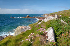 St Marys, Isles of Scilly Royalty Free Stock Photo