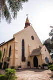 St Mary ` s Kerk in Banjul Stock Foto's