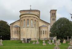 St Mary and St Nicholas` Church Wilton Stock Photo