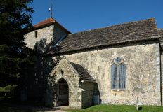Free St Mary The Virgin Church, Stopham, Sussex, UK Royalty Free Stock Photo - 159741965