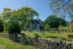 Free St Mary The Virgin Church, Stopham, Sussex, UK Stock Photo - 159742760
