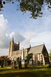 St Mary u. alle Heilig-Kirche bei Beaconsfield, England Lizenzfreie Stockfotografie