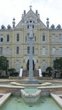 St Mary Universitair San Antonio Royalty-vrije Stock Afbeelding