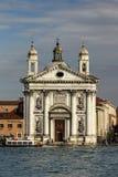 St Mary van de Rozentuinkerk in Venetië, Italië, 2016 Royalty-vrije Stock Fotografie