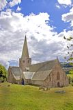 St Mary The Virgin Church. Monmouth Wales Royalty Free Stock Photo