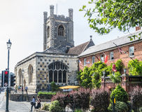 St. Mary the Virgin church, Henley Royalty Free Stock Image
