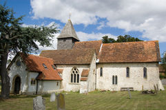 St Mary the Virgin Church, Silchester Stock Photography